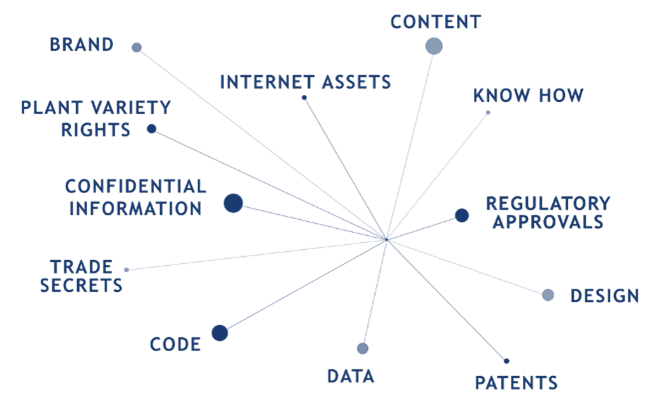 Types of Intangible Assets